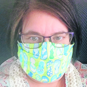 Anadarko parishioner makes, donates masks for community