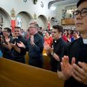 Catholics urged to remember priests as 'spiritual fathers' on Father's Day