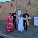Farewell parade for Lawton priests