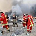 Pope calls for prayers for Lebanon after deadly explosion in Beirut