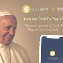 Call to prayer for the synod finds home online, in app