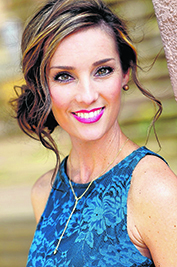 Oklahoma actress credits Catholic faith for guidance