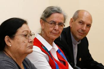 North American indigenous support Amazonian indigenous at synod