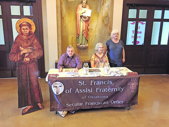 Secular Franciscan Order brings Gospel of life to communities