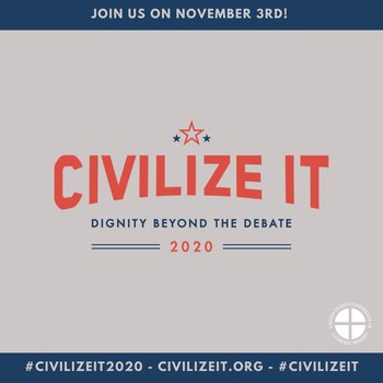 Campaign stresses why civility is important as 2020 election approaches