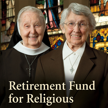 Collection Provides Much-Needed Support for Retired, Elderly Religious