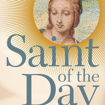 "Book Review: ""Saint of the Day: the definitive guide to the saints"""