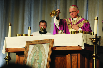 Archbishop hosts first archdiocesan convocation to build culture of discipleship