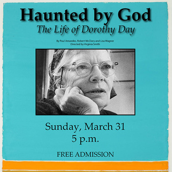 Epiphany to host play about Dorothy Day