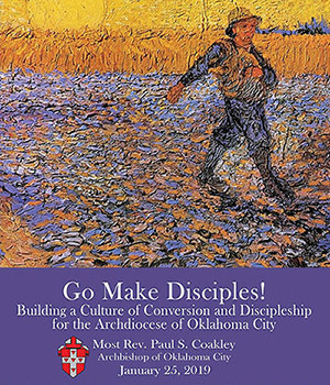 Vision 2030-What's next for the Archdiocese of Oklahoma City?