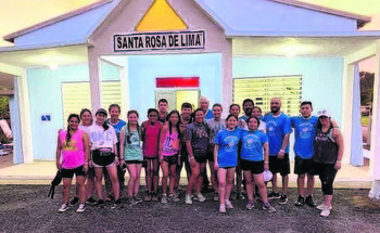 Purcell students spend spring break serving Puerto Rico