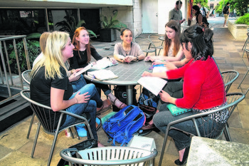 FOCUS bolsters faith for college students