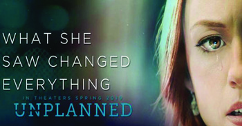 """Unplanned"" delivers conversion story with love, mercy"