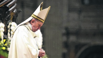 Pope issues new norms for the Church against those who abuse or cover up