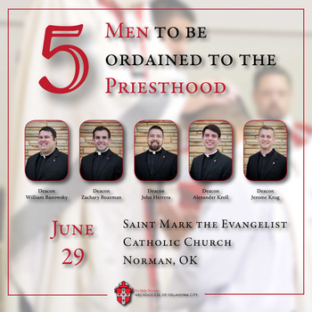 Priesthood Ordination