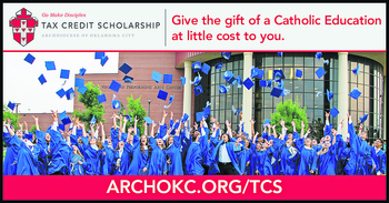 Tax Credit Scholarship opens Catholic education for future generations