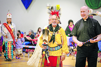 Yukon parish celebrates a year of culture, festivals