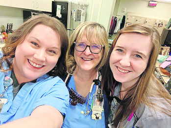 Longtime Catholic labor, delivery nurse still in awe of the miracle