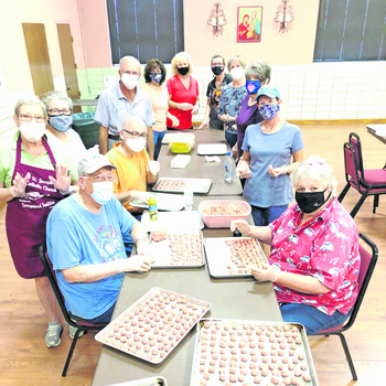 "Parish ""Smorgasbord"" to provide Thanksgiving meals in Ada"