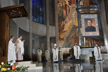 'He lived the Beatitudes:' Mass of Thanksgiving for Bl. Michael McGivney