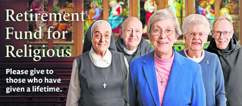 Appeal assists elderly sisters, brothers, priests in religious orders