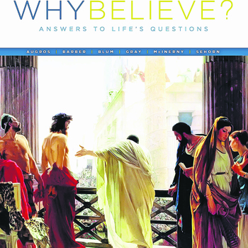 """Book review: """"Why believe? Answers to life's questions"""""""