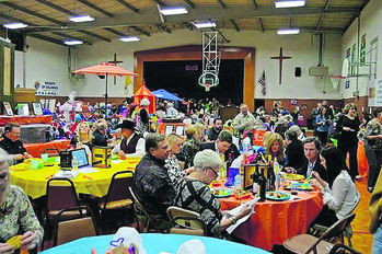 Taste of Sacred Heart returns in El Reno