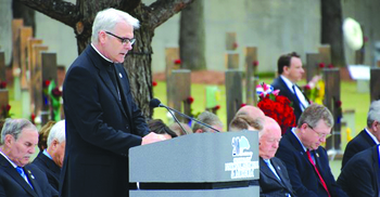 Statement from Archbishop Paul Coakley on the 25th anniversary of the Oklahoma City bombing