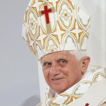 Retired pope, celebrating 93rd birthday, is well, secretary says