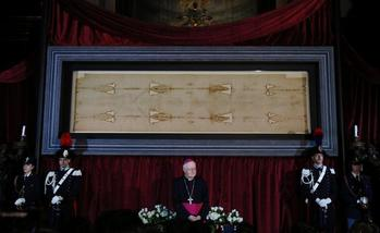 Archdiocese of Turin to live-stream display Shroud of Turin on Holy Saturday