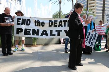 Death penalty opponents decry first execution carried out amid pandemic