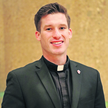 Meet the Seminarians: Michael Mollman
