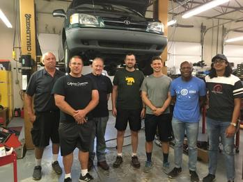 Oklahoman driven to keep people on the road through car care ministry