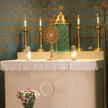Holy Innocents chapel to reopen