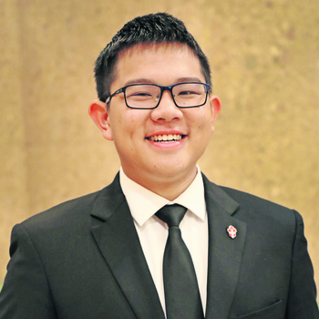Meet the Seminarians: Henry Nguyen