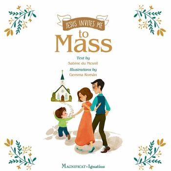 "Book Review: ""Jesus Invites Me to Mass"""