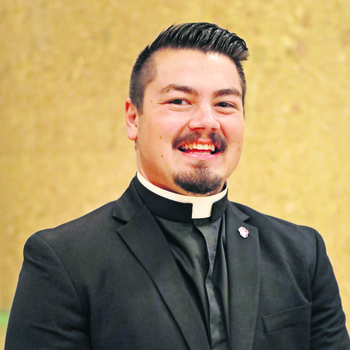 Meet the Seminarians: Alexander Schmitt