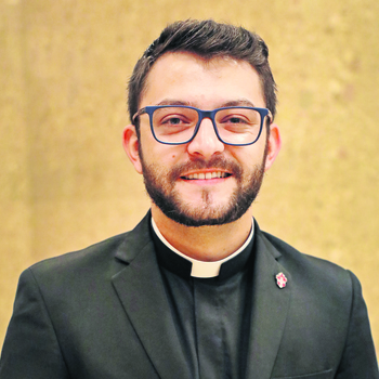 Meet the Seminarians: Rodrigo Serna Velasco