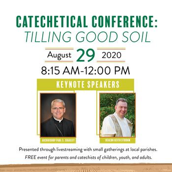 Catechetical Congress: Tilling Good Soil