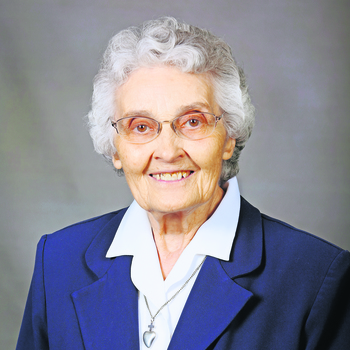 Sr. Marita Rother, A.S.C., celebrates 65 years with Adorers of the Blood of Christ