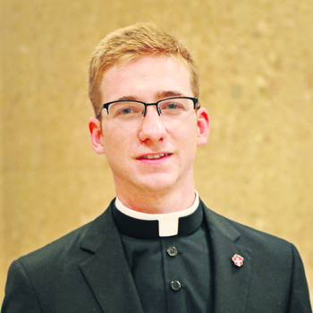 Meet the Seminarians: Duncan Tiemeyer