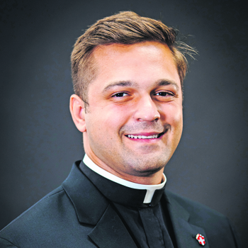 Meet the Seminarians: Kazimir Biesiada