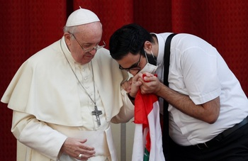 Pope calls for day of prayer, fasting for Lebanon