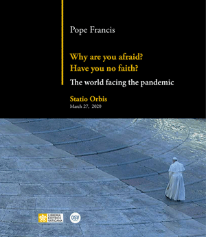 Vatican releases book commemorating pope's prayer at start of pandemic