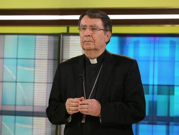 Nuncio points to dialogue as a step toward unity after pandemic
