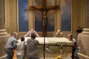 Diocese of Wichita, Kansas, set to welcome home remains of Father Kapaun