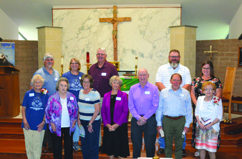 St. Gregory in Enid celebrates 50 years