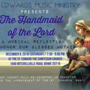 St. Edward's Music Ministry Presents: