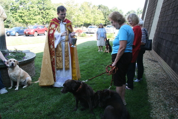 HAPPY ORDINATION ANNIVERSARY, FR. SCOTT