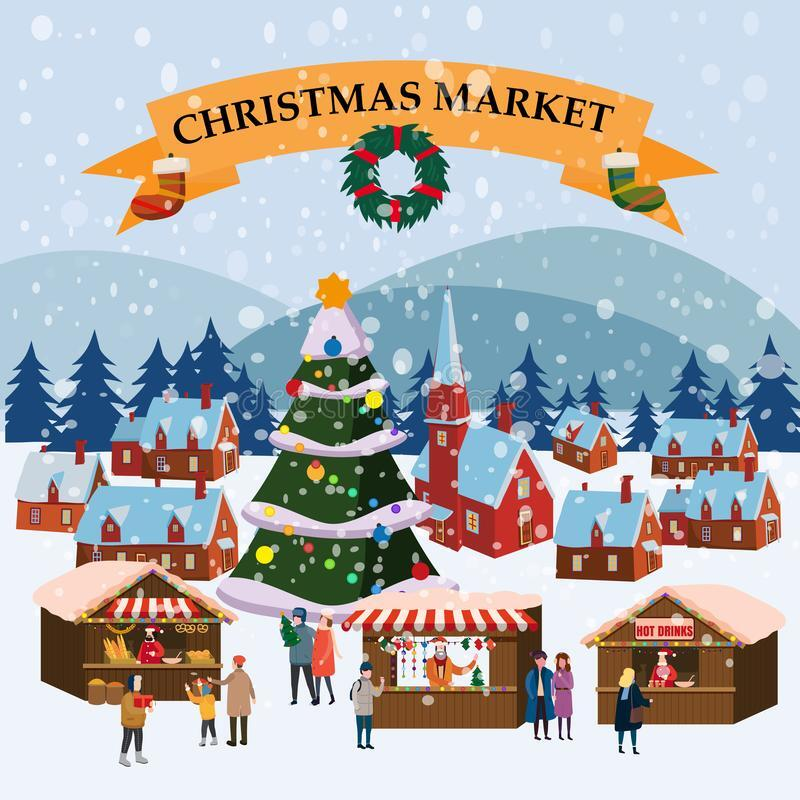 Click here for the <br /> Christmas Market <br />